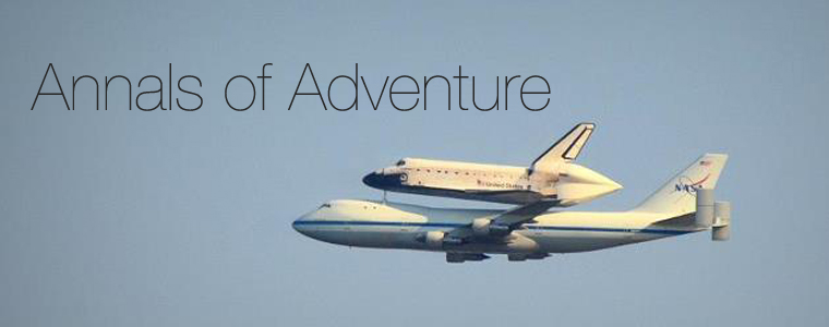 Post image for Annals of Adventure: Endeavour Fly-by