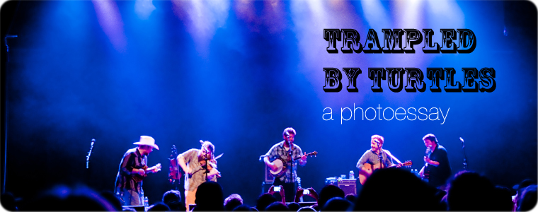 Post image for Photography: Trampled by Turtles