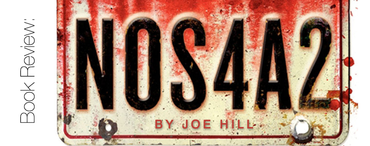 Post image for Book Review: NOS4A2 by Joe Hill