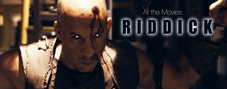 Post image for At the Movies: The Riddick Franchise