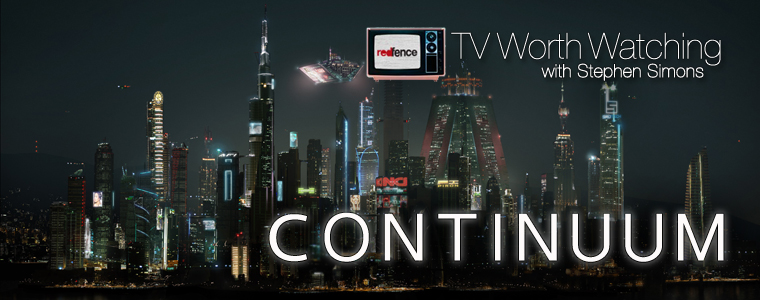 Post image for TV Worth Watching: Continuum