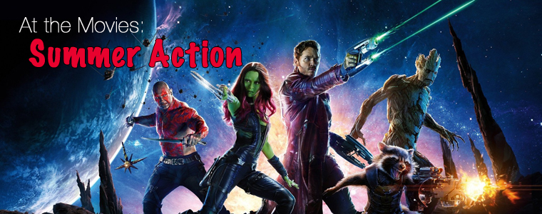 Post image for At the Movies: Summer Action!