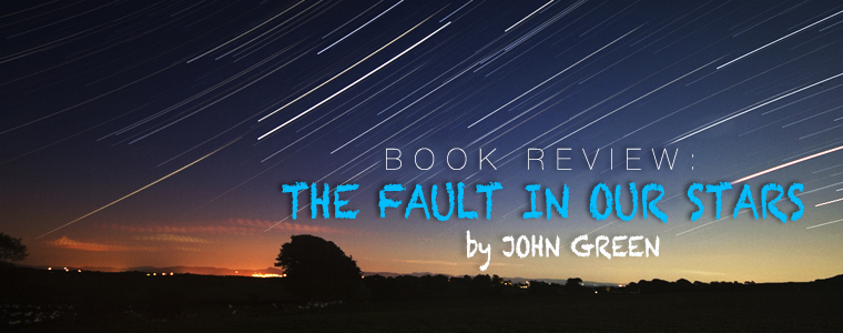 a short review of the fault in our stars a novel by john green Free summary and analysis of the events in john green's the fault in our stars that won't make you snore we promise.