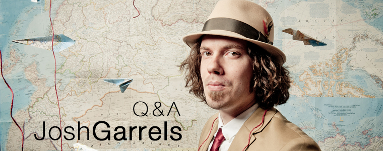 Post image for Q&A: Josh Garrels