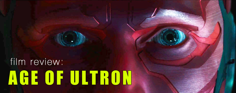 Post image for Film Review: Avengers: Age of Ultron