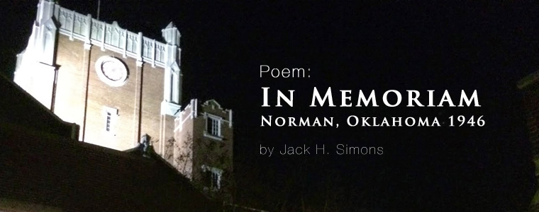 Post image for Poem: In Memorium by Jack H. Simons