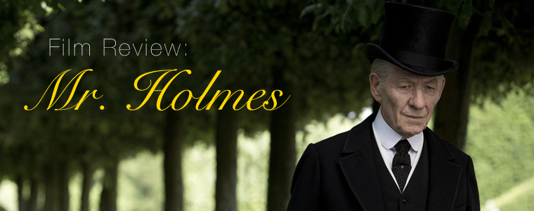 Post image for Film Review: Mr. Holmes