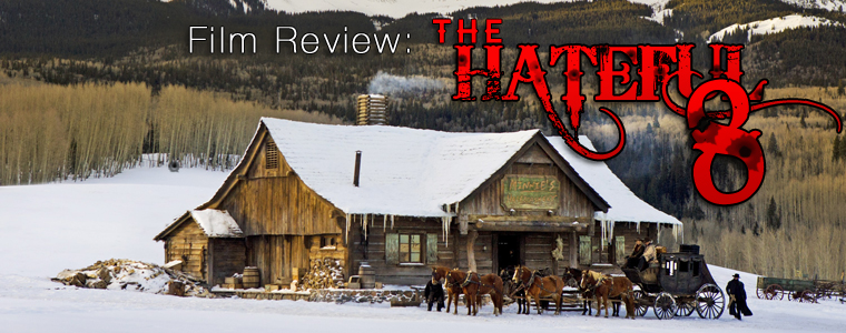 Post image for Film Review: The Hateful Eight