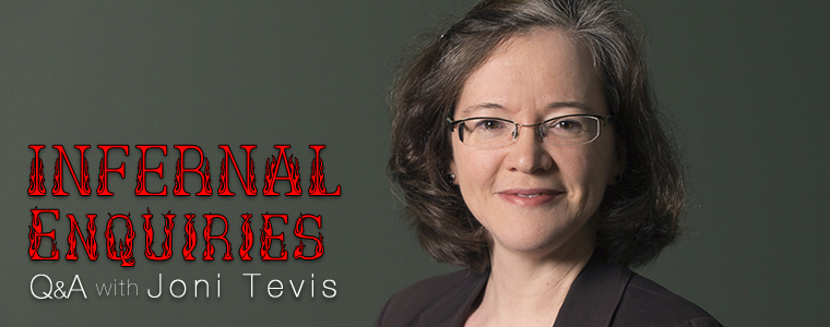 Post image for Q&A: Joni Tevis