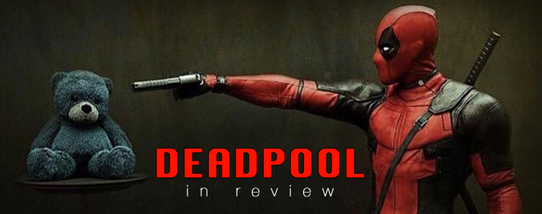 Post image for Film Review: Deadpool