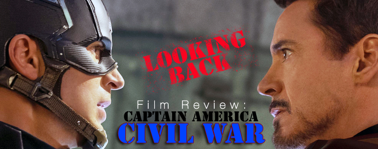 Post image for Looking Back: Captain America – Civil War